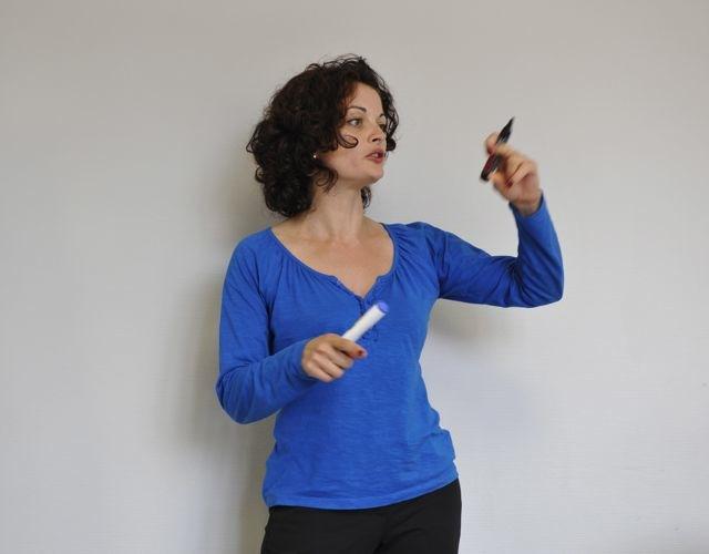 Isabelle Fettu - Bienvenue