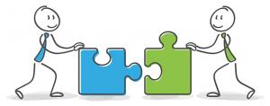 """Faire équipe : une nécessité pour les facilitateurs travaillant en binôme au service d'un collectif. C'est le titre de mon sujet de mémoire pour le Diplôme Universitaire en Intelligence Collective que j'ai préparé auprès de l'Université de Cergy-Pontoise en 2017-2018. Selon John Katzenbach et Douglas Smith (The Wisdom of Teams, 1993), les équipes performantes sont celles qui, au moment de leur fondation, travaillent sur leur fonctionnement plutôt que de se précipiter sur les missions qui leur sont confiées. Elles vont accepter pour cela de passer du temps sur des tâches non productives (faire connaissance, partager une vision, déterminer un mode de fonctionnement commun, etc.). Comment appliquer, incarner et faire vivre ces recommandationspour faire équipeau sein d'un binôme de facilitateurs travaillant ensemble au service d'un collectif ? Quel impact ce mode de fonctionnement a-t-il sur les phases de démarrage, préparation, co-construction du design et facilitation d'une interventionen intelligence collective ? Toutes ces questions sont au coeur de mon engagement dans le """"faire équipe"""" avec d'autres facilitateurs de mon réseau."""