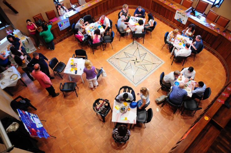 intelligence collective : world café